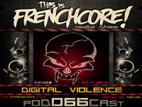 Live Mix by Digital Violence - Phrenetikal Frequency #066- www.phrenetikal.com