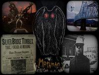La búsqueda del misterioso Mothman