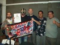 Radio UR 1x05: The Omelettes en vivo! + Skeletor desde Eternia y La Masa en una gigantesca entrevista!
