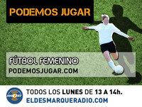 Podemos jugar: La cuenta atrás para el Mundial con Marta Corredera (1-6-2015)