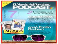 3x08 (Parte 1 de 2) Gabriel Nieto - J.E.Barbero - Juegos Isométricos - El Mundo del Spectrum Podcast