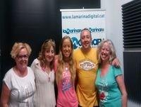 64 Programa Más Allá de la Tierra Radio, con Eva Sandoval, Cecilia Coviella y Manolita 27/05/15.