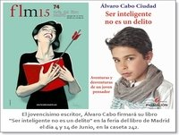 Álvaro y sus cosas 51 en el Pasacalles RCLM