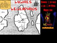 La Calavera - En vivo por Mc Radio - Lugares legendarios 1