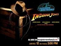 Los Pasajeros Del Nostromo- Programa 10-Indiana Jones