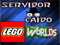 Servidor caido #12 Lego Worlds y Hatred