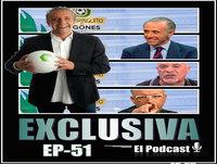 Exclusiva El Podcast EP- 51 Pedrerol, El Sillón de Inda, Blatter, Ramos, Benítez y mucho más…