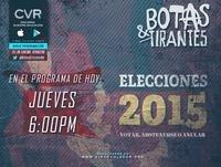 """Botas y Tirantes - 019 Elecciones II """"El Voto"""""""