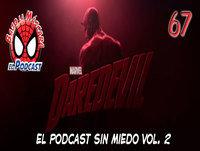 Spider-Man: Bajo la Máscara 67. Daredevil de Netflix.