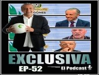 Exclusiva El Podcast EP- 52 Pedrerol, Benítez, Casillas, Ramos, Figo, François Gallardo y mucho más….