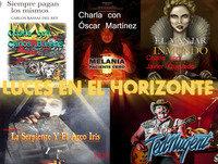 Luces en el Horizonte 3X38: La serpiente y el arco iris, Ted Nugent,Charlas(Javier Quevedo-Carlos Bassas-Óscar Martínez)