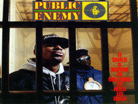 TUS DISCOS FAVORITOS (54) - Public Enemy – 'It Takes a Nation of Millions to Hold Us Back' (Def Jam, 1988) (07 06 2015)