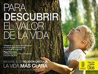 Campaña Elige Religión Católica - Arzobispado de Valencia