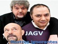 JAGV Ilustres Ignorantes - La comida (10/06/15)