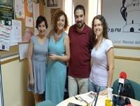 La Biblioteca Encantada 166, con Marta Gómez, Elisa Sánchez, Belén Rodríguez y Teresa Galeote