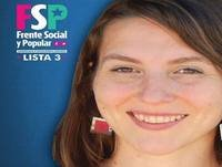 Entrevista a Mercedes Meier, diputada electa del Frente Social y Popular