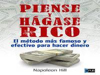 MEX-13 Napoleon Hill,Piense Y Hágase Rico (D2)