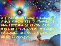 El Ángel 30-6-15 nombre cÓsmico y evoluciÓn