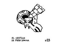 El Castillo de Pizza Dracula 23 Idiocia llena de pelusa