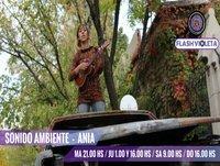 Sonido Ambiente con Ania - en Flash Violeta - - - -