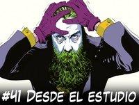 CVB Tomos y Grapas, Cómics - Capítulo # 41 - Desde el estudio