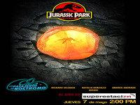 Los Pasajeros Del Nostromo - Jurassic Park
