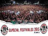 Corsarios - Programa del 28 de junio de 2015: Especial Festivales I