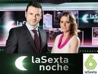 """LA SEXTA NOCHE (11 Julio 2015) """"Cristina Cifuentes"""""""