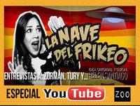 Zoo 11/07/15: Youtube, con Helen Santiago, Zorman y Tury
