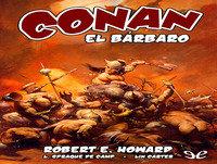 MEX-23 REH, Conan El Bárbaro,La Edad Hiboria Parte 1,Conan El Vagabundo,Lagrimas Negras (D2)
