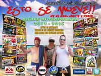 Esto se Mueve!! 23 Julio 2015 (cierre temporada+DJ SANX)