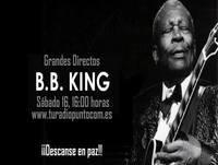 B.B.King Live in Bonn 1994 'Reposición' (Emisión 16 05 2015)