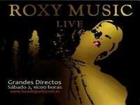 Roxy Music / Live (Emisión 02 05 2015)
