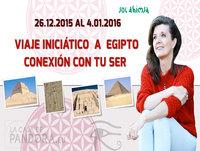26.12.2015 al 4.01.2016 EGIPTO - Viaje Iniciático y Conexión con Tu Ser con SOL AHIMSA