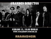 Rammstein - Les Arènes de Nîmes (Emisión 15 08 2015)