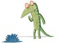 Audiocuento: 'No eres una lagartija'