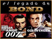 EL LEGADO DE KRYPTON, el legado de Bond (Desde Rusia con amor y Goldfinger)