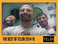 Telón 22/08/15: The Best of Telón 2014-2015