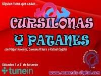 Cursilonas & Patanes (Rafael Cogollo & Patricia Ramirez) Invitado Dorian Black.
