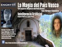 Enigma03 Inteligencia artificial - Ochate - La Magia del País Vasco (3-10-2015)
