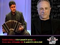 Giovanni Parra en Loco por el Tango