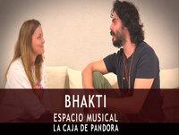 BHAKTI con Manel Mèlich - Música y Consciencia