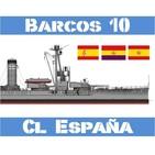 B-10#10 Acorazados Clase España los Dreadnoughts de la Armada