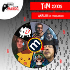TeM 2x05: Análisis de videojuegos