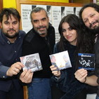 Músicos en el Oasis, Godaiva, 08 de Enero de 2018