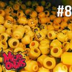 RECOMBUSTIÓN 08 | LEGO, la ciencia de Marvel y hacer la colada