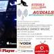 Audials Dance Music Con Victor Velasco Set N75 Radio Podcast Dance Audials Asturias Radio