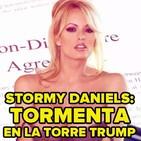 1x04 - Stormy Daniels y el marido de Melania Trump