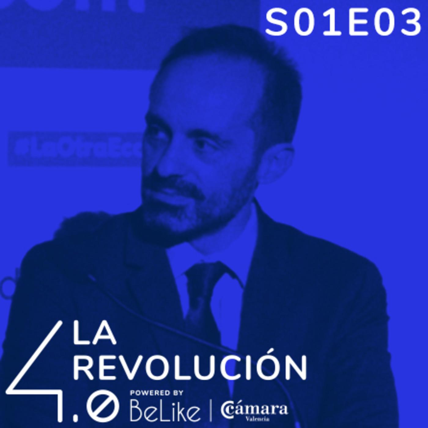 Episodio 3: Cómo se lidera la transformación digital desde la presidencia, con Armando Nieto