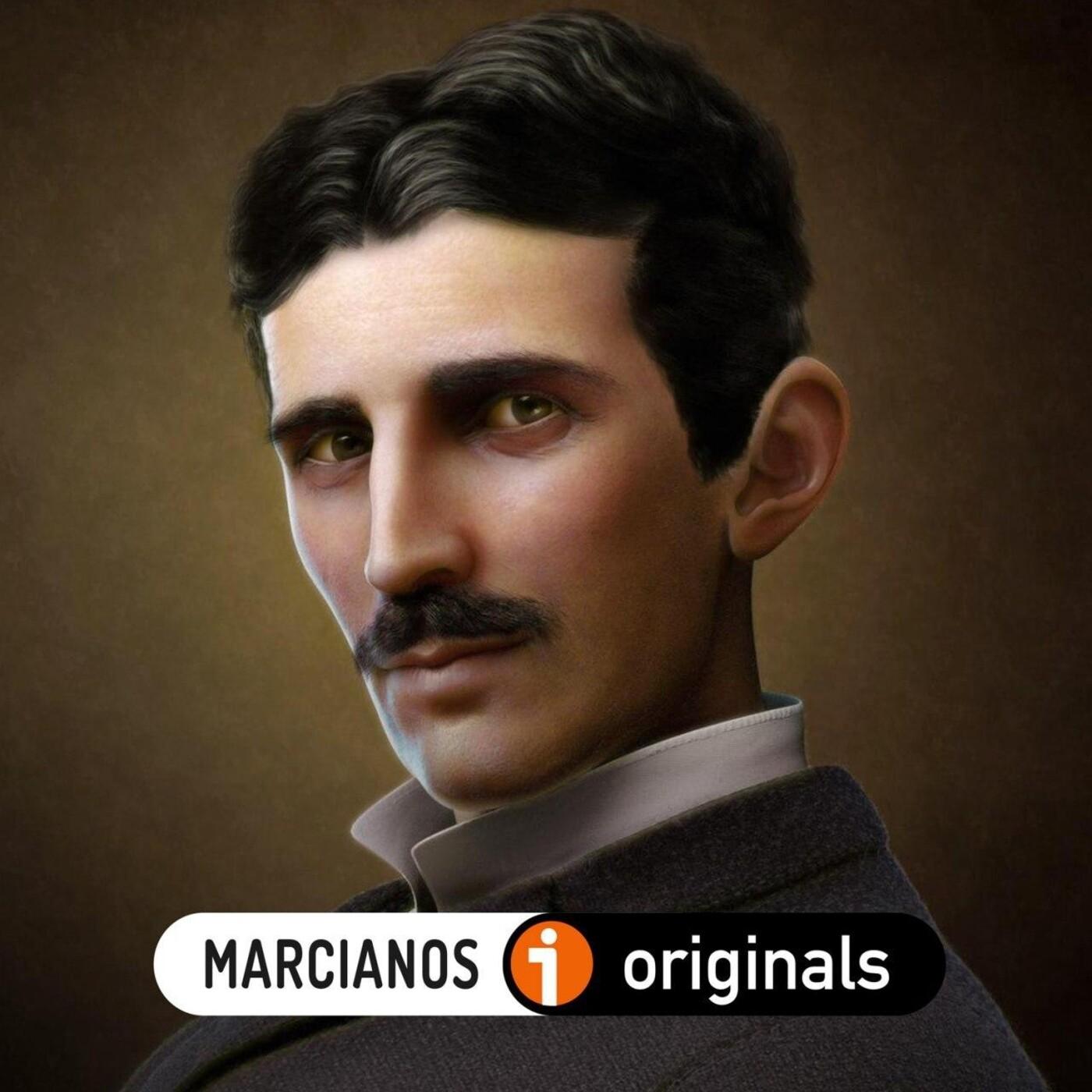MARCIANOS 181: Tesla en el audiovisual. Cine, documentales y grandes inventos del genio maldito